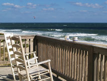 Serenidad costera Imágenes de archivo libres de regalías