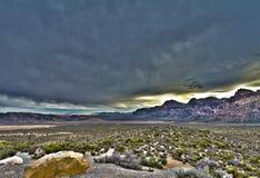 Serenidad del desierto Imagen de archivo