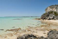 Serenidad en la bahía de Frenchamans Imagen de archivo libre de regalías