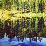 Serenidad simple Imagen de archivo