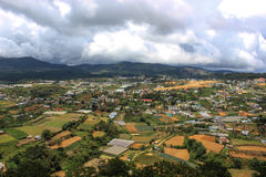 Serenidade de Dalat em Vietname Foto de Stock Royalty Free