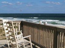 Serenidade litoral Imagens de Stock Royalty Free