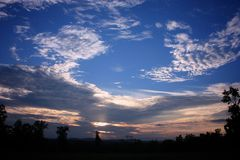Serenità Fotografia Stock
