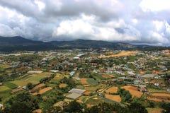 Serenità di Dalat nel Vietnam Fotografia Stock Libera da Diritti