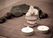 Serenità Meditative fotografie stock libere da diritti