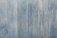 Serenity blue wood texture and background. Royalty Free Stock Photography