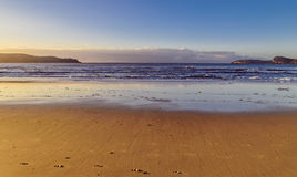 Serenity - Early Morning Seascape. Umina Beach, Central Coast, NSW, Australia Stock Photography