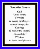 Serenity Prayer Stock Photos