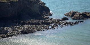 Serenity. Taken in Pembrokeshire, April 2014. Solva Stock Photos