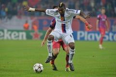 Serey Die of FC Basel Stock Image