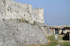 Serf ditch. Near fortress in Belgrade, Serbia Royalty Free Stock Photos