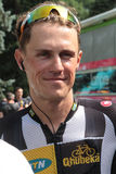 Serge Pauwels portrait Royalty Free Stock Images