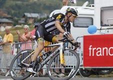 Serge Pauwels  Tour de France 2015 Royalty Free Stock Photos