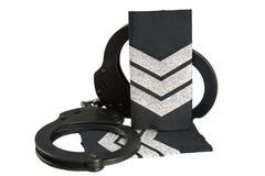 Sergeant insignia Stock Photo