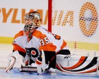 Sergei Bobrovsky Philadelphia Flyers Stock Foto