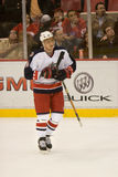 Sergei Fedorov of the Columbus Blue Jackest Stock Images