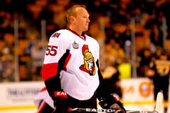 Sergei Gonchar Ottawa Senators Royalty Free Stock Photo