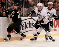 Sergei Gonchar, Pittsburgh Penguins #55 Photo stock