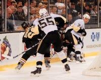 Sergei Gonchar, Pittsburgh Penguins #55 stock foto's