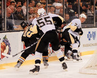 Sergei Gonchar, Pittsburgh Penguins #55. Stock Photos