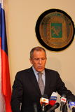 Sergei Lavrov Fotos de Stock Royalty Free