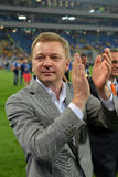 Sergei Palkin FC Shakhtar CEO Stock Photo