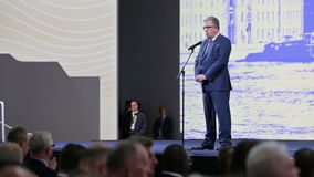 Sergei Prikhodko stock video
