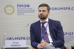 Sergei Surkov Fotografia Stock
