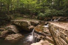 Sergen, двойной водопад заварки, kirklareli стоковые изображения
