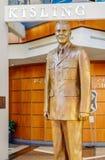 Sergent principal en chef Richard D Statue de Kisling Photo libre de droits