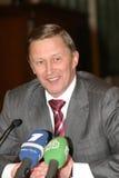Sergey Borisovich Ivanov Stock Photo