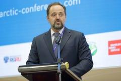 Sergey Donskoy Arkivbilder