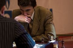 Sergey Karjakin Royalty Free Stock Photography