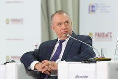 Sergey Katyrin Lizenzfreie Stockfotos