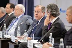 Sergey Lavrov Royalty Free Stock Photo