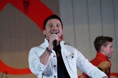 Sergey Lazarev Royalty Free Stock Photos