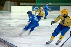 Sergey Shaburov 18 in action Royalty Free Stock Photography