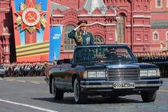 Sergey Shoygu Royaltyfria Foton