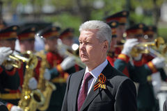 Sergey Sobyanin Stock Photos