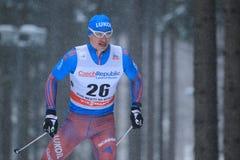 Sergey Turyshev - Cross Country Lizenzfreies Stockbild