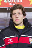 Sergi Roberto of Catalonia National team Royalty Free Stock Photography