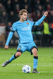 Sergi Samper during the UEFA Champions League game between Bayer Stock Photography