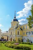 Sergiev Posad, Ρωσία - 2 Σεπτεμβρίου 2018: Ιερή τριάδα του ST Sergius Lavra  στοκ εικόνες