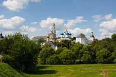 Sergiev Posad Stock Images