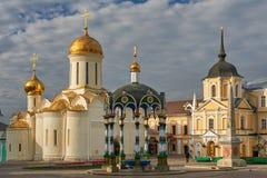 Sergiev Posad Stock Afbeeldingen