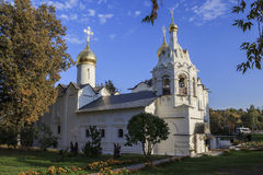 Sergiev Posad. The church with bell tower Stock Photo