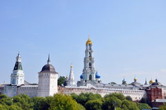 Sergiev Posad. Holy Trinity St. Sergius Lavra Royalty Free Stock Photos