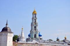 Sergiev Posad. Holy Trinity St. Sergius Lavra Royalty Free Stock Photography