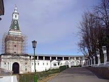 Sergiev Posad. Monasterio de la trinidad del St. Sergius Imagenes de archivo
