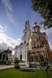 Sergiev Posad monastery Stock Images